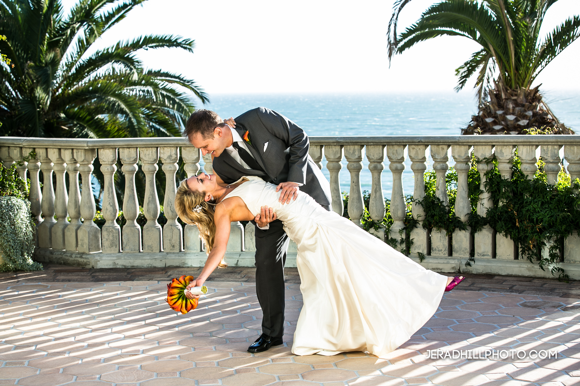 Bel-Air Bay Club Wedding