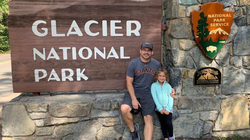 Jerad Hill Glacier National Park Travel Photography