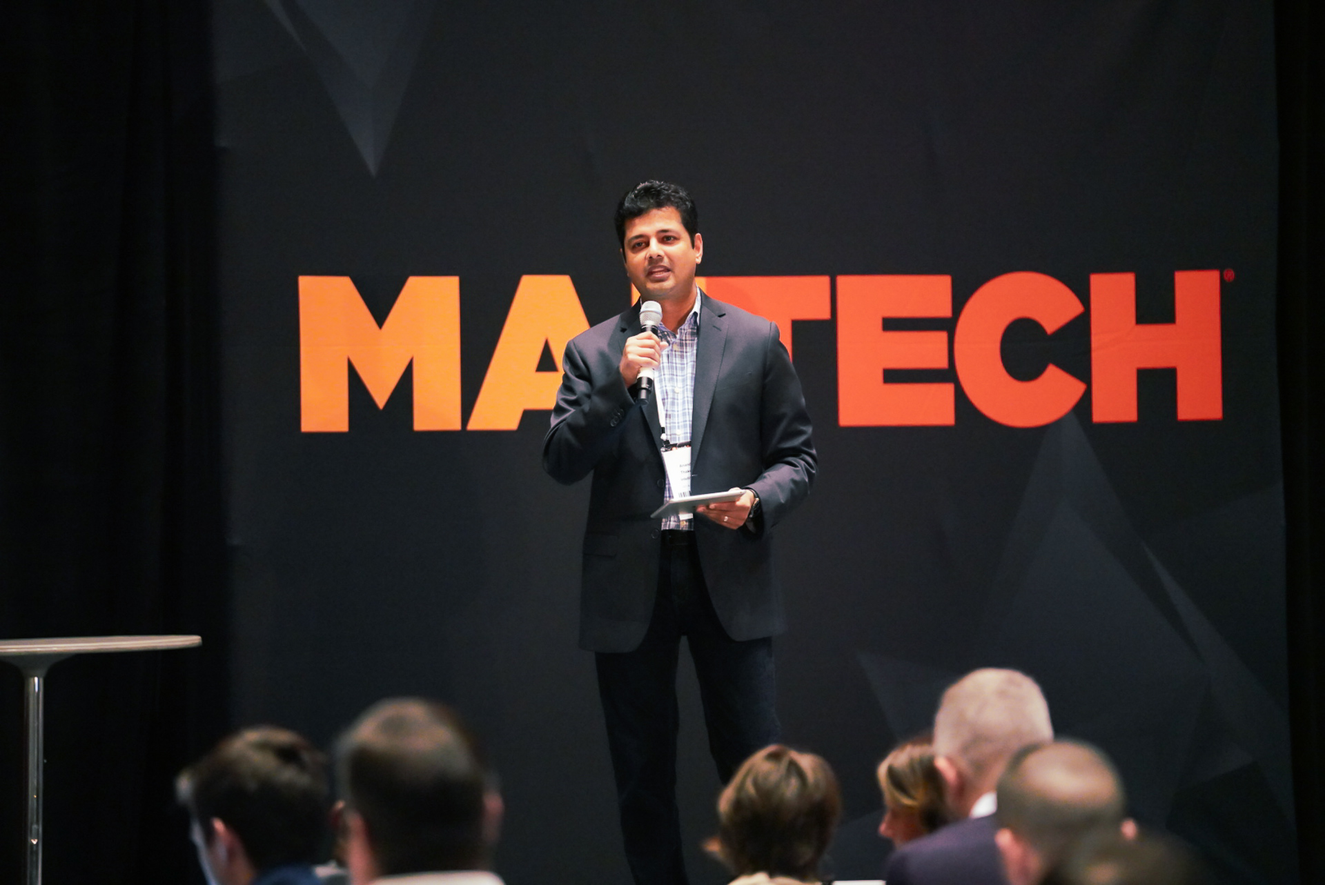 Anand Thaker Speaking at Martech Conference
